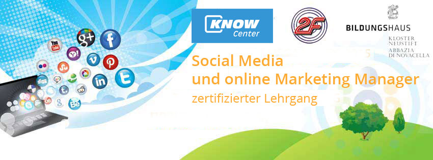 Social Media und Online Marketing Manager Meeting
