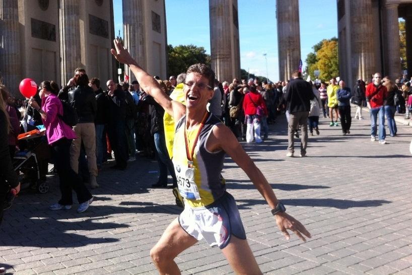 Berlin Marathon 2013 - Hermann Plaickner
