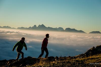 Die Freiheit der Weite finden - über den Wolken - NATUR PUR IM TAUFERER AHRNTAL