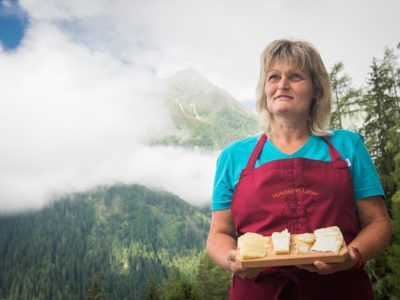 Graukäse - altes Käsehandwerk neu entdeckt (Agnes vom Mittermairhof)