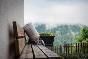 Mühlwaldertal - Bäuerliche Welt - Milchverarbeitung auf kleinen Höfen