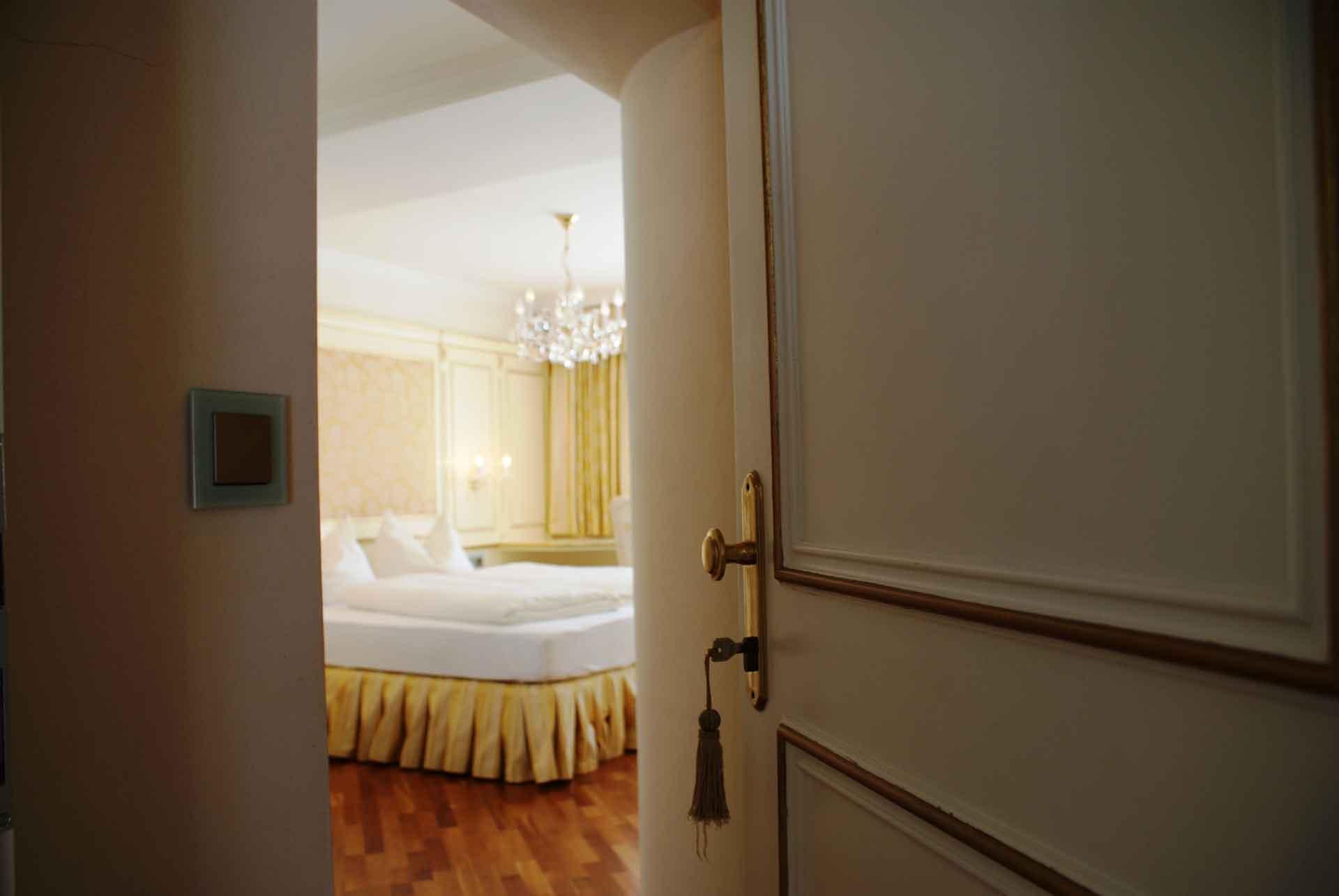 Doppelzimmer Elegance Land-Palais Ahrntal Südtirol