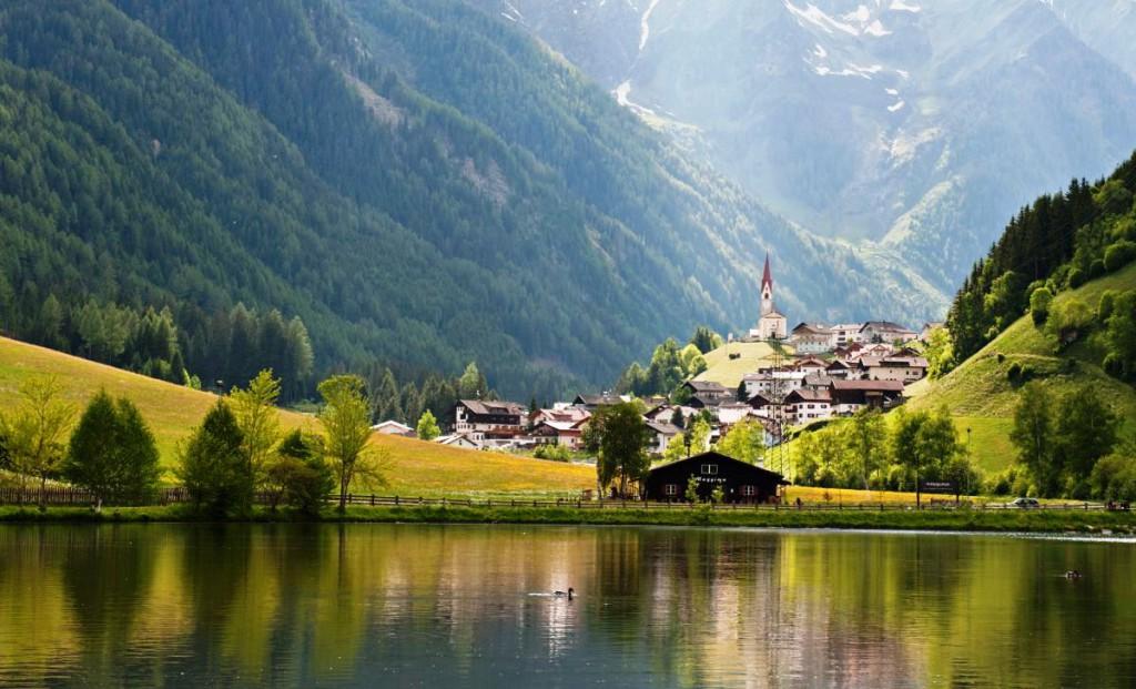 Mühlwaldertal - ein fast noch unentdecktes Tal