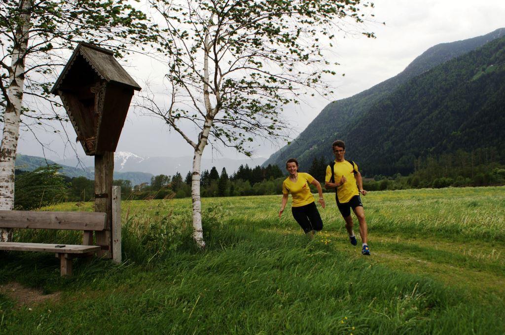 Running Wellness Hermann und Ursula