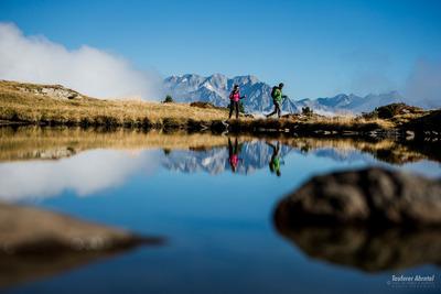 WASSER ERLEBEN IM TAUFERER AHRNTAL - Wanderen an Seen, Wasserfällen und Quellen