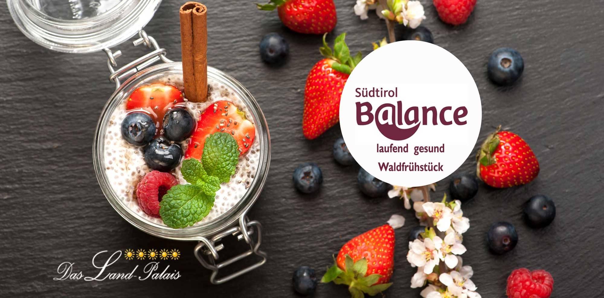 Laufend gesund – Südtirol Balance Mai/Juni 2017