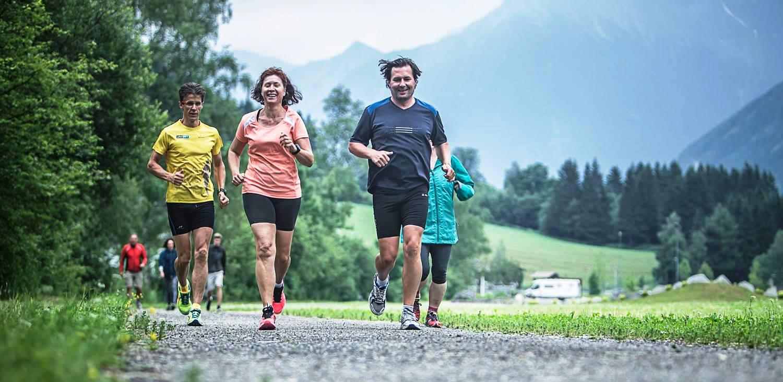 Richtig laufen mit Hermann Plaickner - foreveryoung Südtirol