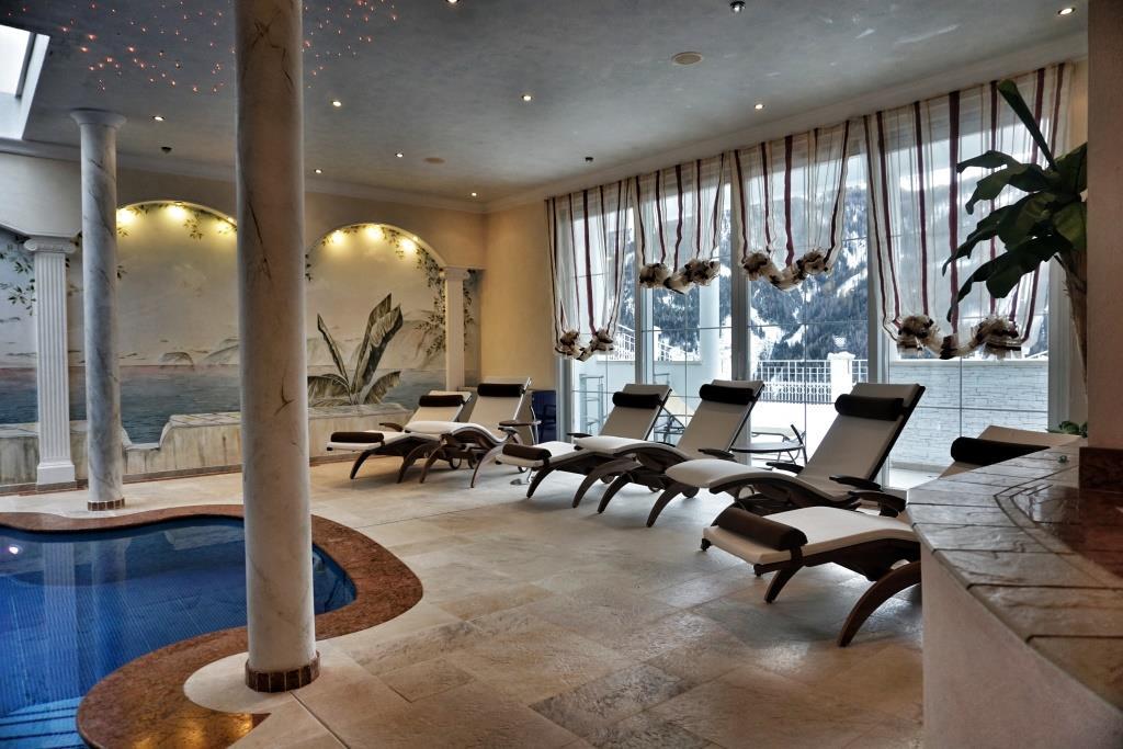 DELUXE Ferienwohnung Südtirol - mit Sauna und Indoor Pool