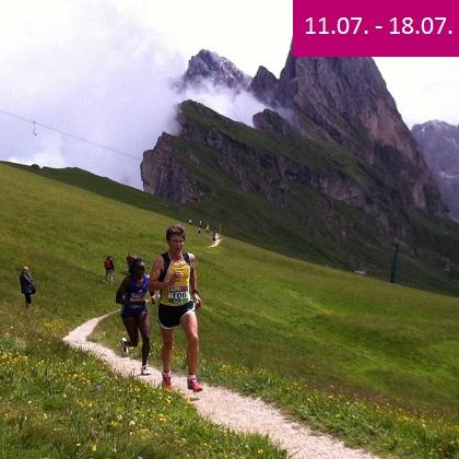 Val Gardena Run - Seceda - Dolomiten - Hermann Gerald Plaickner - Trailrunning