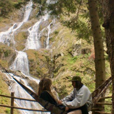 Rastlwasserfall Muehlwald im Ahrntal